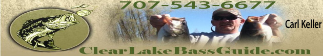 Clear Lake Bass Guide